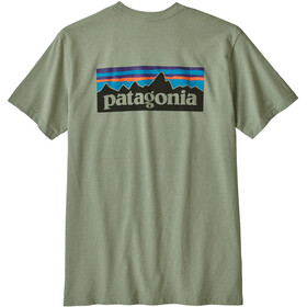 Patagonia P-6 Logo Responsibili-Tee Herrer, celadon